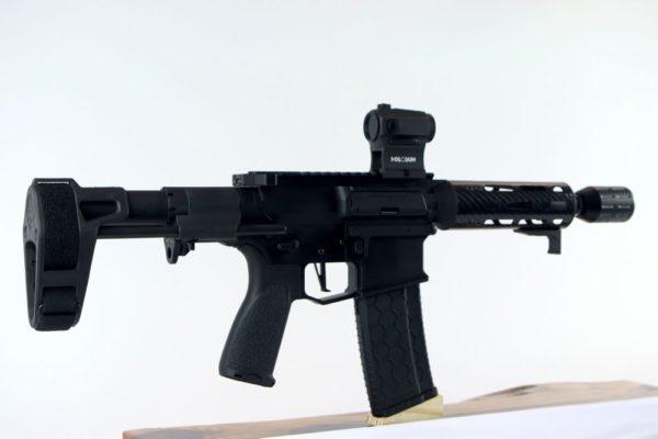 AR Pistol 22aw